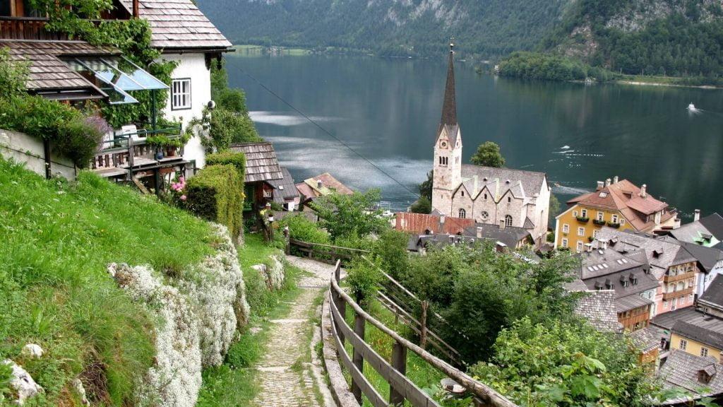 austrijos-miestelis