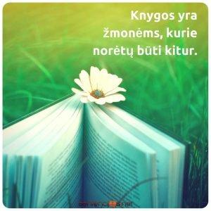 knyga su ramune