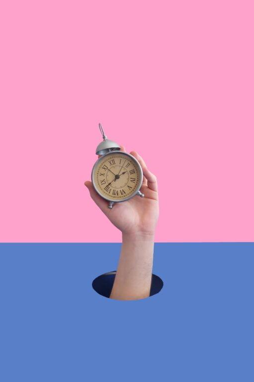 Laiko praradimas