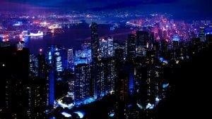 naktinis miesto grozis