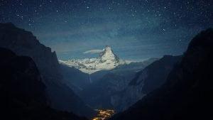 naktinis ziemos grozis