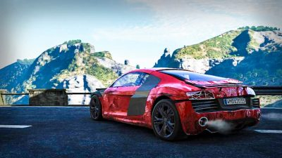 Svetimas automobilis