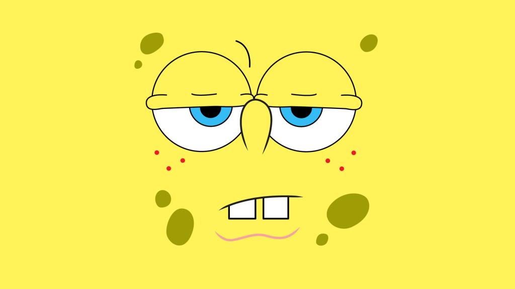 niurus veidas kempiniukas