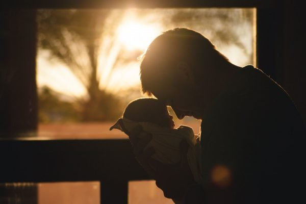 tetis su vaiku