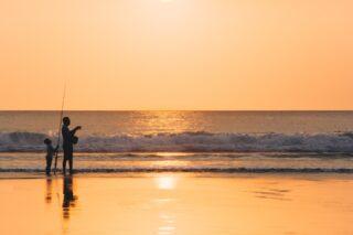 zvejyba prie juros